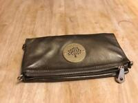 Authentic Mulberry clutch bag