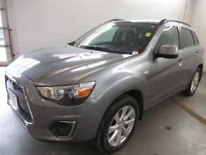 2015 Mitsubishi RVR GT- 4X4! ALLOYS! BLUETOOTH! HEATED SEATS!