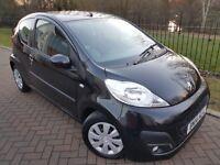 2014 Peugeot 107 1.0 12v Active 3dr. £0 Road Tax
