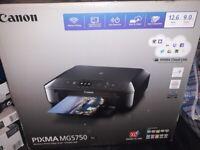 CANON PIXMA MG5750 All-in-One Wireless Inkjet Printer.
