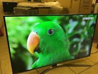 Samsung 4k ultraHD LED Tv wi-fi Warranty Free Delivery Bargain save 💷