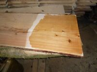 Larch planks/boards/beams/cladding/timber