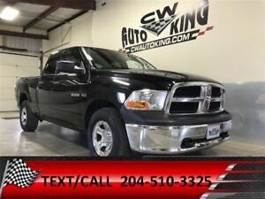 2010 Dodge Ram 1500 / LOW Kms / 4x4 / Financing Available