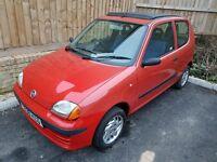 Fiat sceicento sx 1.1l