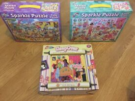 Childrens Puzzles Bundle (3 x BRAND NEW PUZZLES)