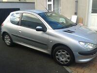 ***LOW MILES*** 2005 Peugeot 206 1.4hdi diesel £30 cheap road tax