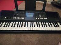 Yamaha PSRE423 Electric key board