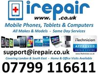iPhone iPad LCD Touch Screen Computer Laptop Apple Mac Macbook Repair -Call outs - Bromley Beckenham