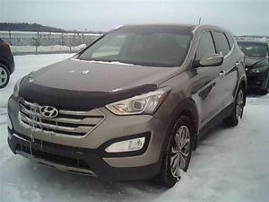 2013 Hyundai Santa Fe SE AWD 2.0 T WITH LEATHER, SUNROOF