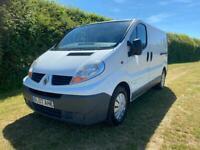 Grab A Bargain - Renault Trafic - Traffic - Vivaro - electric windows - top spec - Clean