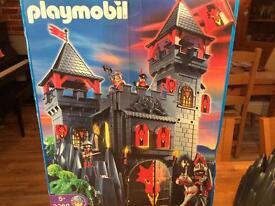 Playmobil knight rock castle 3269