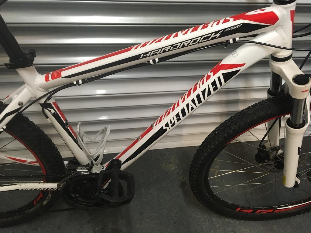 Specialised Hardrock Sport Mountain Bike