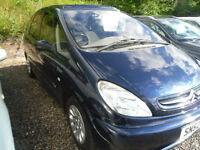MPV'S AVAILABLE AT BARGAIN MOTORS FROM 800 TO 3000 ZAFIRA'S PICASSO'S VW TOURAN LAGUNA ESTATE ETC