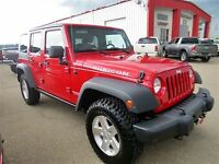 2010 Jeep WRANGLER UNLIMITED Rubicon dual tops / recreation hitc