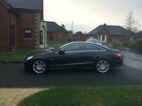 2012 MERCEDES E250 CDI SPORT COUPE P/EX WELCOME