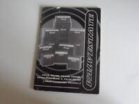 Marshall Valve state amp Instruction Booklet