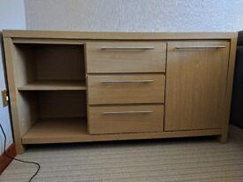 Cupboard and Drawers £20 O.N.O