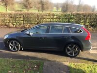 Volvo V60 R-design £30 tax