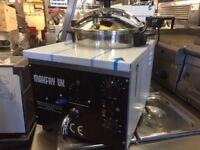 NEW CHICKEN PRESSURE FRYER MACHINE CATERING COMMERCIAL TAKE AWAY KITCHEN RESTAURANT SHOP BAR