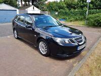 2009 Saab 9-3 1.9 TiD Linear SE SportWagon 5dr Manual @07445775115