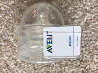 Philips Avent unused size 1 bottle teats x2
