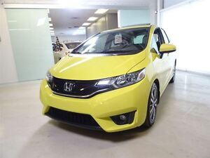 2016 Honda Fit EX-L Navi CVT West Island Greater Montréal image 3