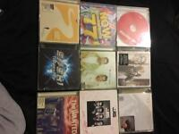 Multiple music cds