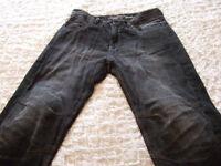 Unworn RST Motorcycle Jeans. Size 36 inch Waist 32 inch Leg