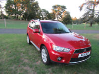 Mitsubishi Outlander 2011, GX4 2.2 Di-D 7 SEAT NEW CLUTCH & detachable T bar used twice