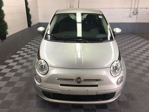 2012 Fiat 500 Pop Trade-in Certified and Etested