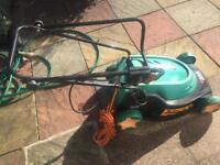 Black & Decker mower GR389 1400w