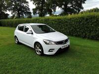 Kia Cee'd 3 CRDi, 5 door hatchback, ultra reliable