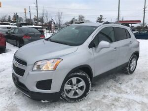 2015 Chevrolet Trax LT 2LT / BOSE / LEATHER-CLOTH / 19KM