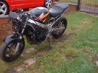 1994 honda cbr600 breaking for parts lots of bits fit 91-98