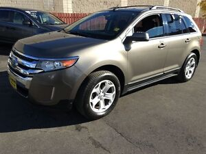 2013 Ford Edge SEL, Automatic, Navigation, Back Up Camera
