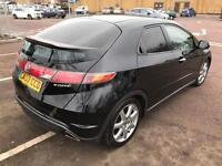 IMMACULATE CONDITION 2007 HONDA CIVIC EX IVTEC,SAT NAV,DRIVES SUPERB,FULL HISTORY,CRUISE CONTROL