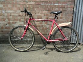 Bike - Saracen Tufftrax
