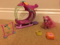 My Little Pony - Pinkie Pies rainbow helicopter
