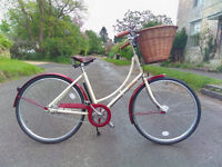 Pashley Sonnet Pure ladies bicycle