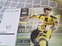 Xbox one s 1tb fifa addition - one hours use! Warranty to October 2021