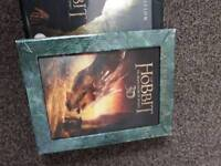 The hobbit extended edition 3d blu ray