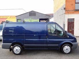 Finance Available & No VAT Ford Transit SWB van 60 plate Full Service History Air Con MOTd (53)