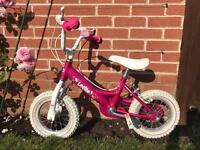Lottie Dawes 12 inch bike