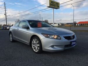2009 Honda Accord Cpe EX-L V6 Navi at