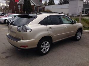 2004 Lexus RX 330 NO ACCIDENTS DEALER SERVICED TIMING BELT DONE! London Ontario image 6