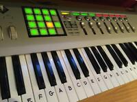 Korg kontrol 49 midi keyboard
