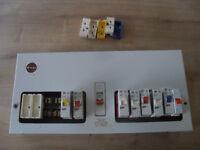 consumer unit electrical