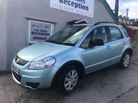 2008 SUZUKI SX4 GL STUNNING CONDITION £1695