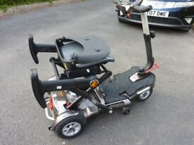TGA MINIMO PLUS FOLDING MOBILITY SCOOTER