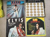 "Job Lot of Elvis Presley 12"" Vinyl's (LP's Records)"